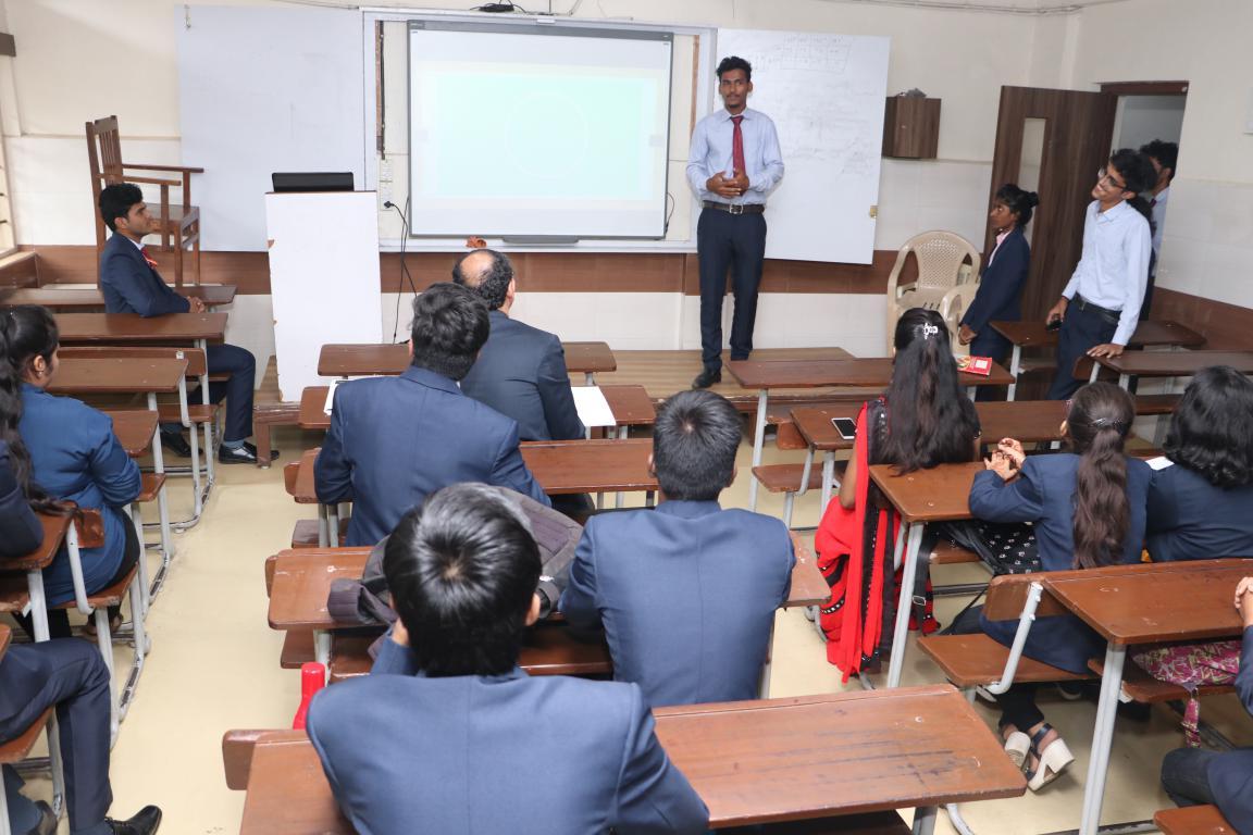 Shailendra Degree College - AROMA